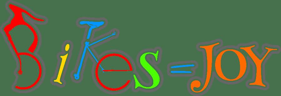 Bikes Equal JOY Logo